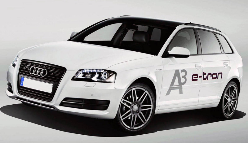 Audi confirms A3, A4 and Q7 Plug-In Hybrids for 2014