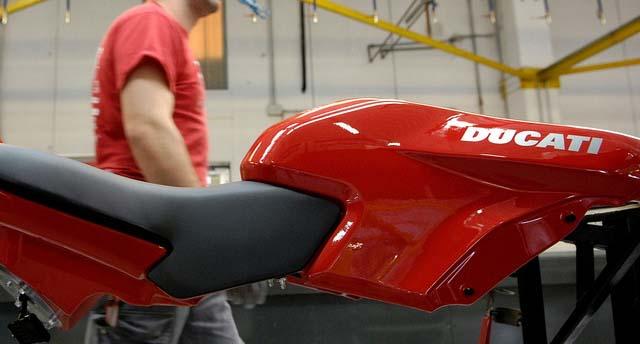 Audi in talks to buy Ducati