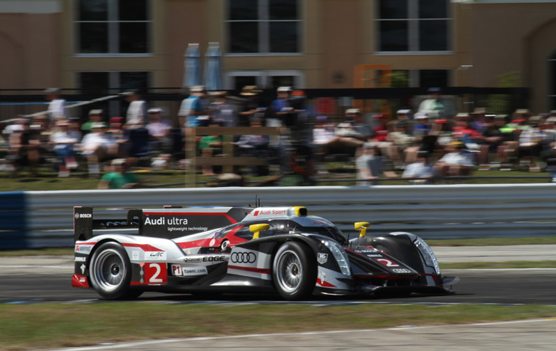 Audi one-two victory at FIA World Endurance Championship opener
