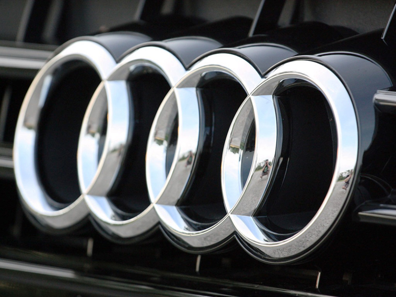 Audi set sales and revenue record in the fiscal year