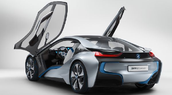 BMW i8 production version coming in 2014