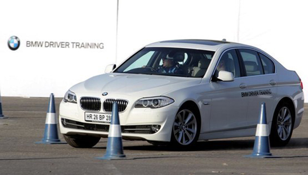 BMW introduces Driver Training Program in India