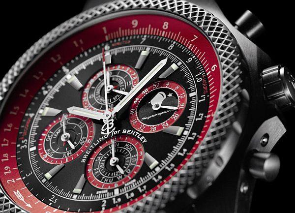 Bentley Supersports Light Body Timepiece