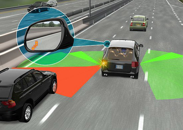 Blind Spot Detection Technology: All you need to know about it