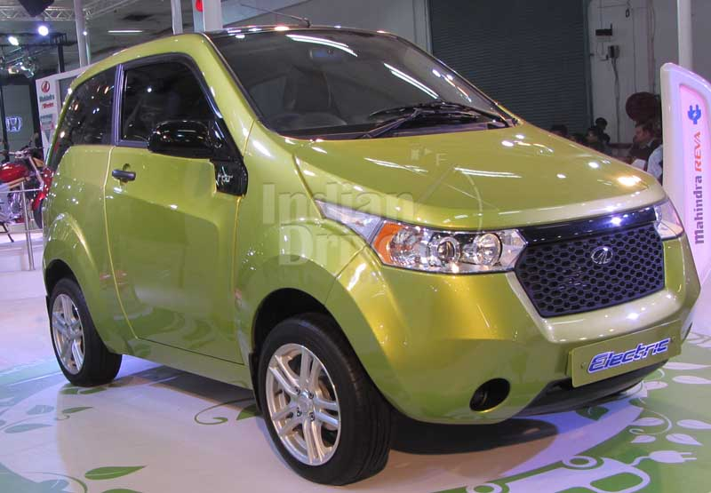 Budget 2012 brings in a twist for the Electric car market in India