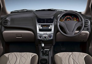 Chevrolet Sail Hatch interior