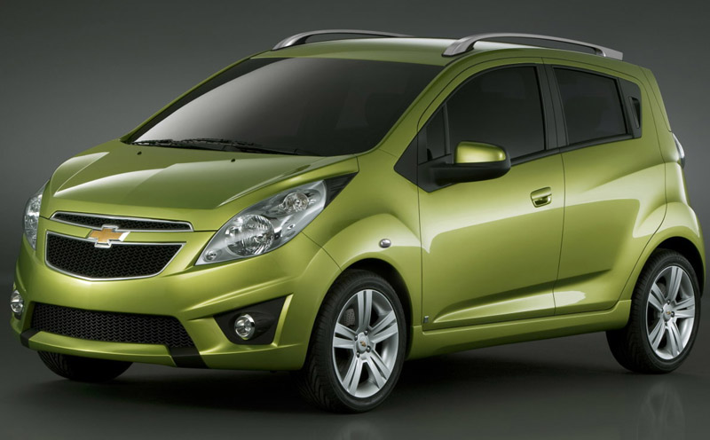 Chevrolet Spark coming in a new Avatar