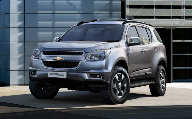 Chevrolet Trailblazer is all set to be revealed