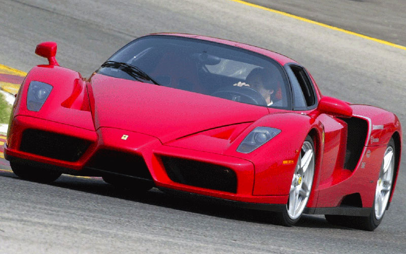 Ferrari Enzo successor making its way in 2012