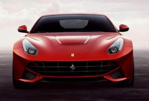 Ferrari F12 Berlinetta officially revealed