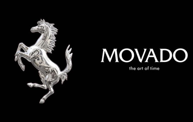 Ferrari partners with Movado Group for Scuderia Ferrari watch collection