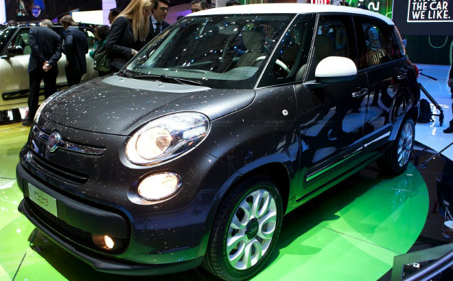 Fiat 500X crossover making a debut next year