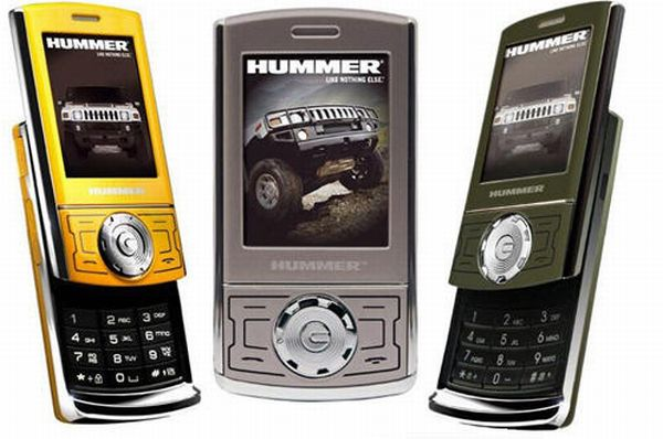Fly Hummer HT1 Mobile Phone