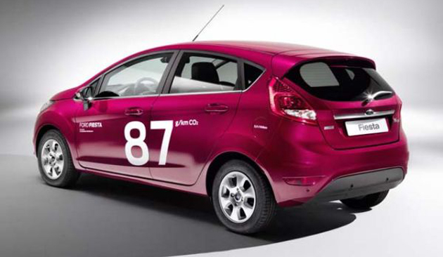 Ford promises 31 Kmpl by Fiesta ECOnetic