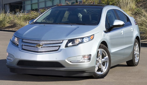 Further production of Chevrolet Volt halted for 5 weeks in Detroit