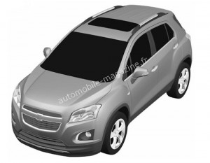 GM working on Chevrolet compact SUV