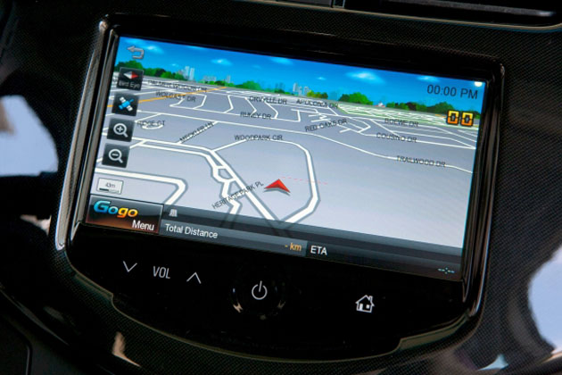 GM's smartphone app set to replace car navigation system