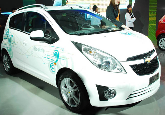 General Motors mulling the launch of Chevrolet Beat Electric in India