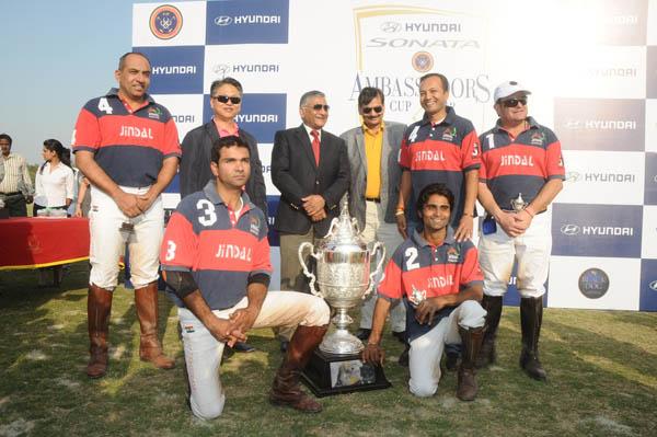 Hyundai Sonata ties up with Indian Polo association
