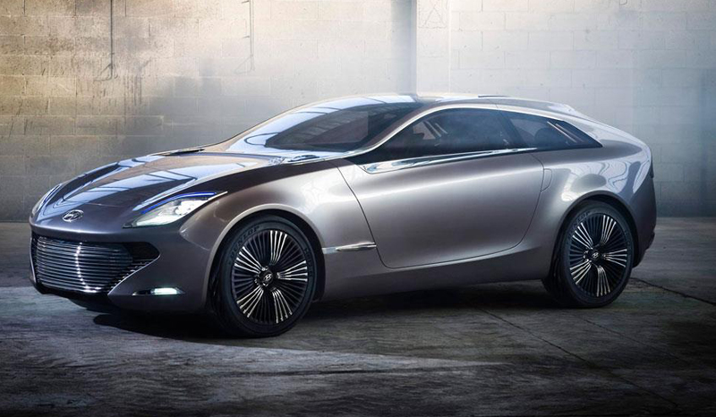 Hyundai i-oniq Concept images leak out ahead of Geneva