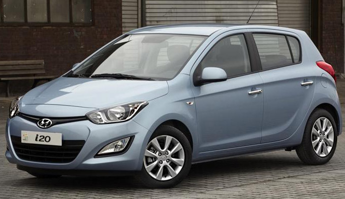 Hyundai i20 facelift: Revealed