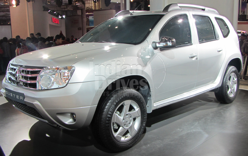 India to export Duster SUV to UK from 2013