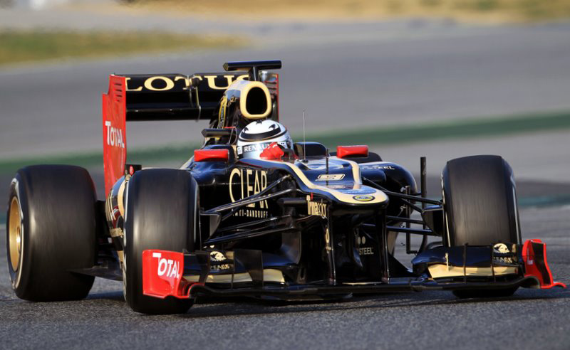 Kimi Raikkonen not eager on F1 return