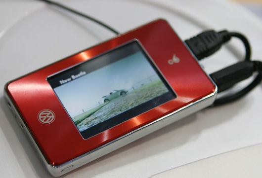 LG VW Beetle Mp3 Player