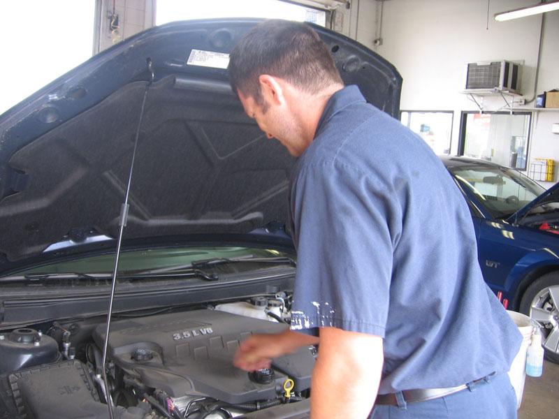 Local mechanic