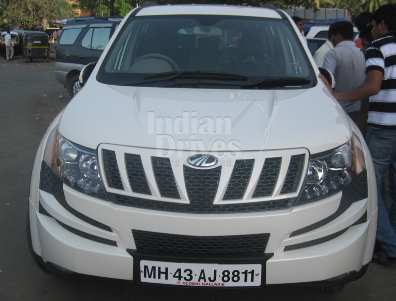 Mahindra & Mahindra prepares to launch a low cost version of SUV XUV500