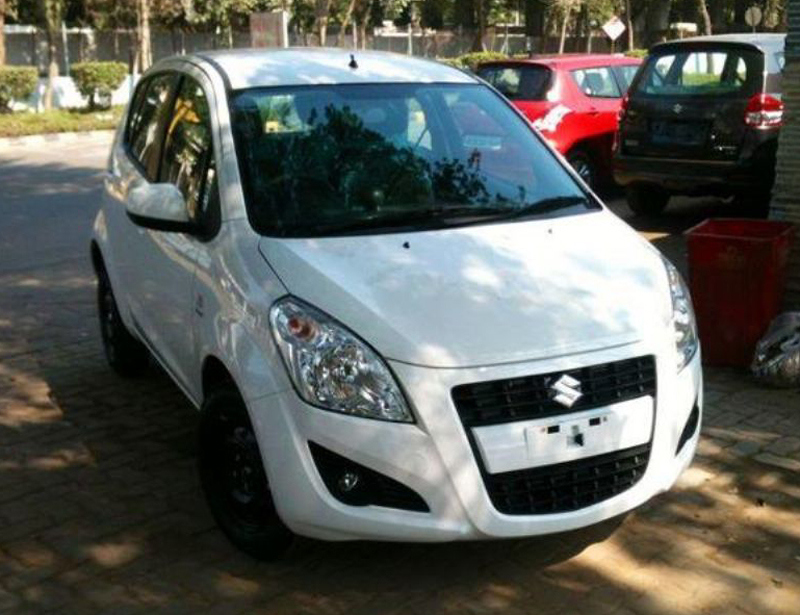 Maruti Suzuki Ritz facelift coming in April
