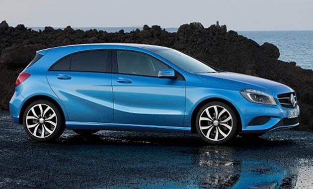 Mercedes A-Class officially revealed