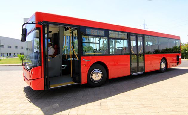 Mercedes Benz launches City Bus