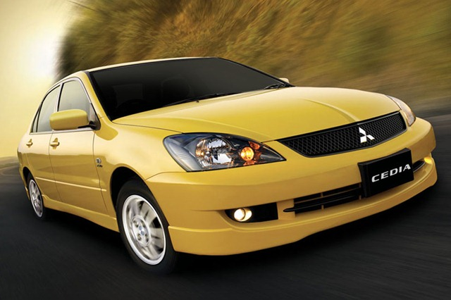 Mitsubishi Cedia for Rs 7.99 lacs only
