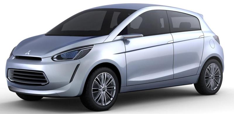 Mitsubishi Ecocar might make its way to India