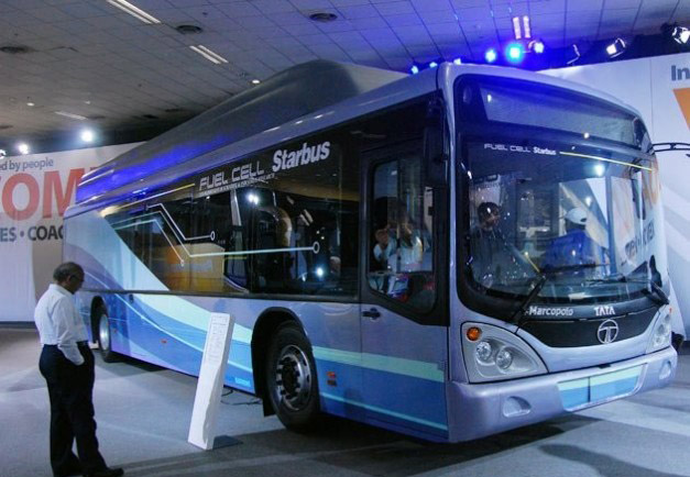 New Divo and Ultra Starbus unveiled by Tata Motors in Mumbai