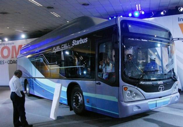New Divo and Ultra Starbus unveiled by Tata Motors in Mumbai