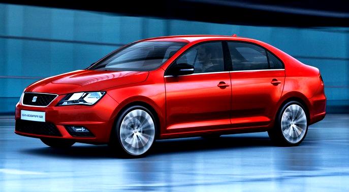 New SEAT Toledo Concept revealed