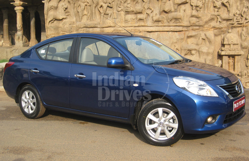 Nissan Sunny Automatic set for February 2013