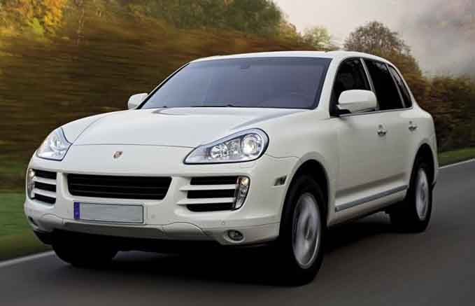 Porsche Cayenne being recalled globally including in India