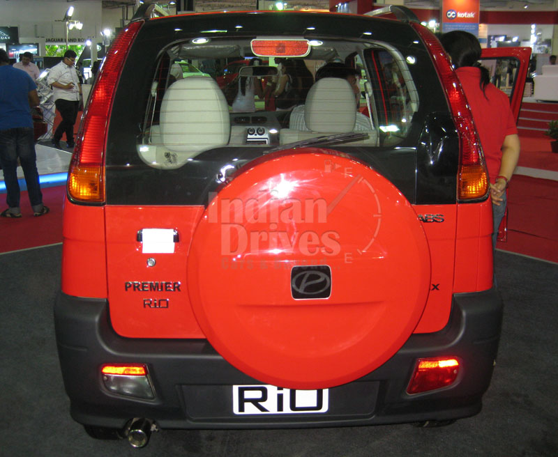 Premier testing 1.3-litre diesel for upcoming Rio