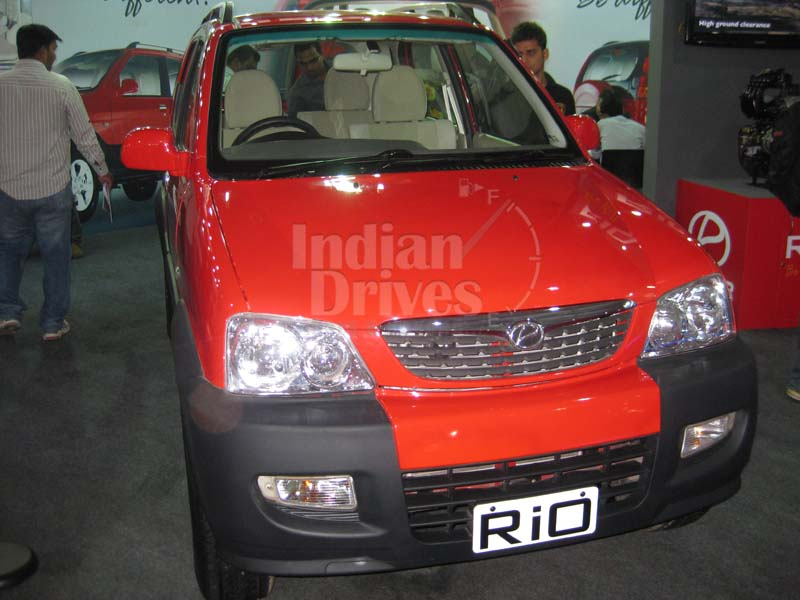 Premier puts pedal to the metal with the Rio SUV