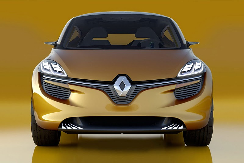 Renault Koleos based MPV coming in 2014 -15