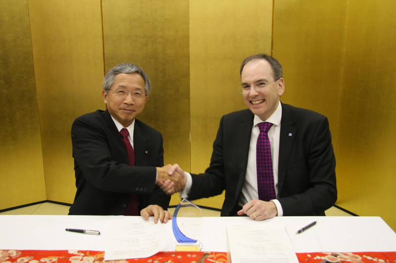 Suzuki and Intelligent enter into a JV to Develop and Manufacture fuel cell system