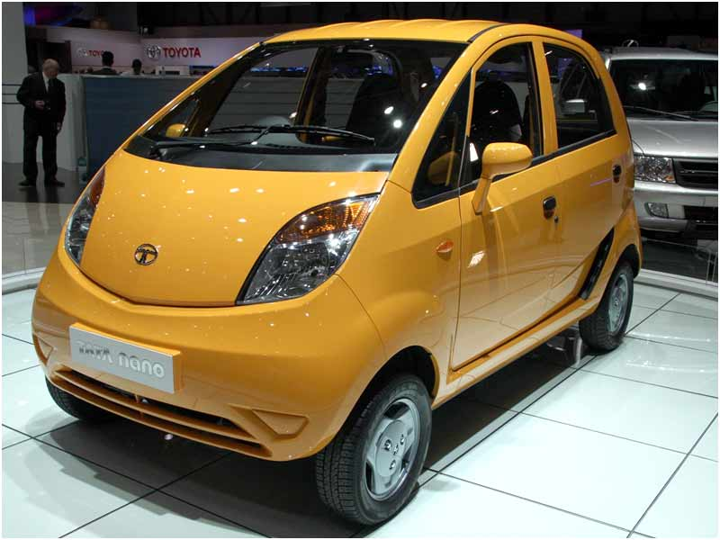 Tata Nano Diesel to be launched in mid-2012
