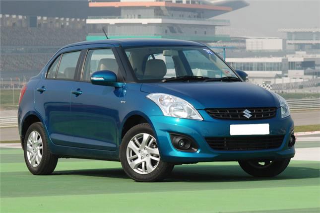 Taxi variant of Swift Dzire renamed as Swift Dzire Tour