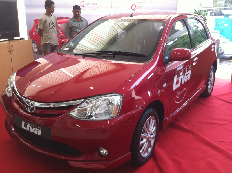Semi urban and rural India to see Toyota Etios Twins soon