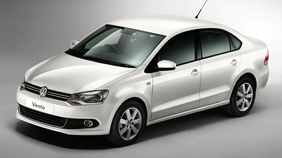 Vento Diesel comfortline by Volkswagen in India now