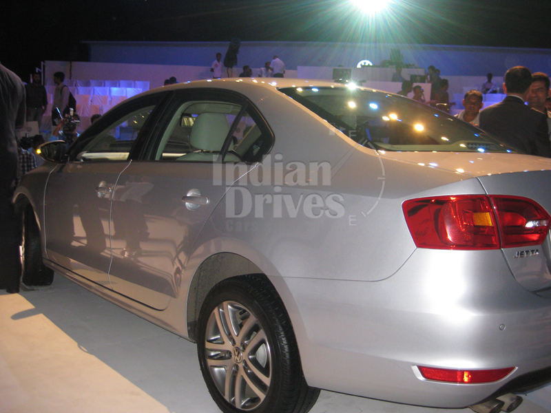 Volkswagen Jetta petrol coming in April