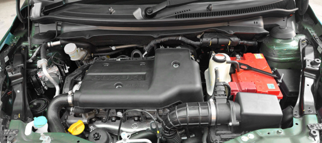 2012 Maruti Suzuki Swift Dzire engine